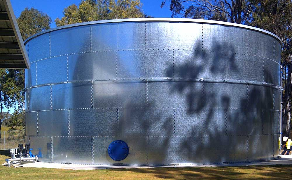 Water Ttreatment Tank