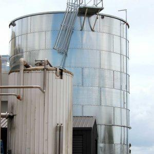 Lytton Foods tank