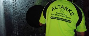 ALTANKS technician