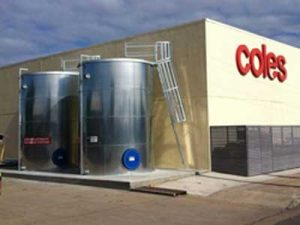 Coles tanks