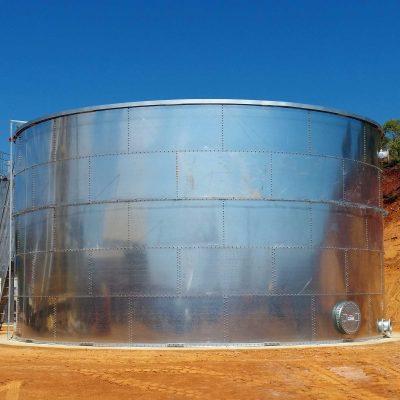 Mount Isa Mine Tanks