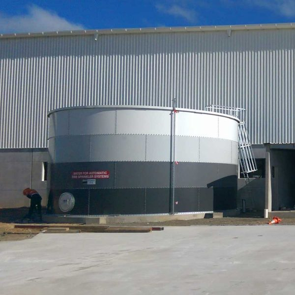 Origin Energy Tanks