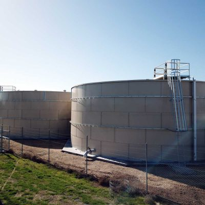 Hopetoun Water Tanks
